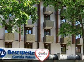 Best Western Gorizia Palace, hotell i Gorizia