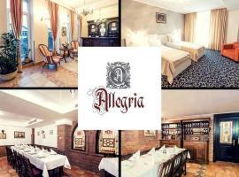 Allegria, hotel near Oradea International Airport - OMR, Baile Unu Mai