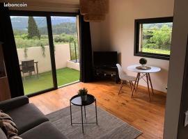Studio dans les vignes de cassis, apartment in Cassis