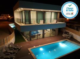 Sunrise Villa, hotel en Sagres