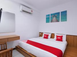 OYO 89345 Api-api Gh, hotel near Imago Shopping Mall, Kota Kinabalu
