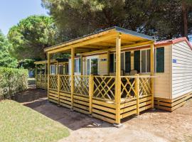 CAMPING ADRIA MOBILE HOMES in BRIONI SUNNY CAMPING, campground in Pula