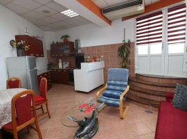 Apartments Villa Split Podstrana, budget hotel in Podstrana