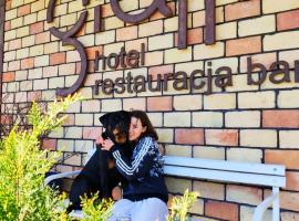 Hotel Graffit, hotel near Zielona Gora/Babimost Airport - IEG, Świebodzin