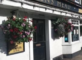 The Maidens Chambers, hotel near Canterbury Castle, Canterbury