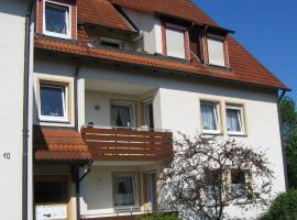 Ferienwohnung Müller, apartment in Bad Staffelstein