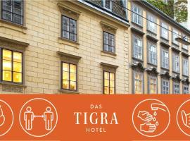 Boutique Hotel Das Tigra, hotel a Vienna, Centro di Vienna