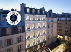 Cler Hotel, hotel near Eiffel Tower, Paris
