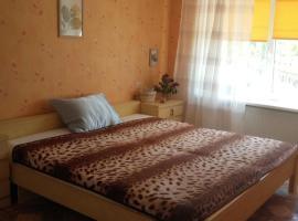 Privāta brīvdienu naktsmītne Apartment Roņu iela Liepājā