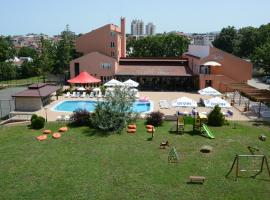 Hotel Neva, отель в Китене