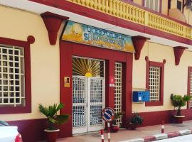 Hôtel Saint-Louis Sun Dakar, hotel in Dakar