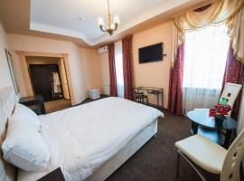 Отель Парадиз, отель в Горячем Ключе