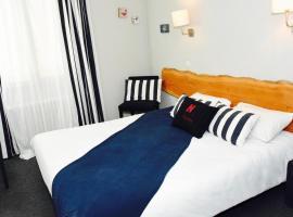 Hotel de la Placette Barcelonnette, hotel in Barcelonnette