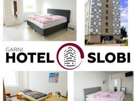 Hotel Slobi, hotel in Štúrovo