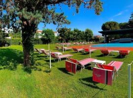 Hotel Terme Luna, hotell i Montegrotto Terme
