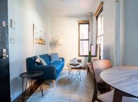 Manhattan Bridge Cozy Apartments 30 Day Rentals, hotel económico en Nueva York