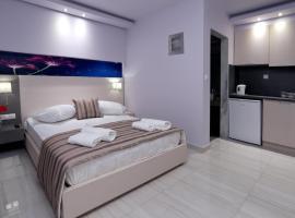 Villa Giannis, отель в Лименарии