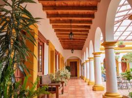 Hotel Casa Margarita, hotel in San Cristóbal de Las Casas