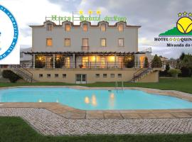 Hotel Quinta do Viso, hotel em Miranda do Corvo