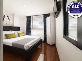 Ayenda 1040 Aces del Dorado, hotel near El Dorado International Airport - BOG, Bogotá