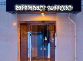 Experience Sapporo, hôtel à Sapporo