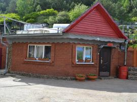 Lotsman Guest House, self catering accommodation in Listvyanka