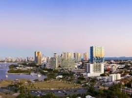 Sky Broadwater Apartments, hotel near Gold Coast Hockey Centre, Gold Coast