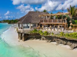 Coral Rocks Hotel & Restaurant, hotel in Jambiani