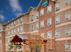 Staybridge Suites - Calgary Airport, hotel near Calgary International Airport - YYC, Calgary