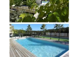 Park Horizon, apartment in Sainte-Maxime