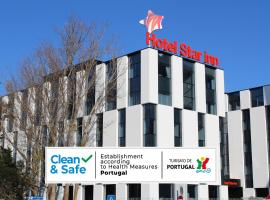 Star inn Lisbon Airport, hotel in Lisbon