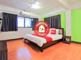OYO 378 Bright Minitel, hotel near Grand Palace, Bangkok