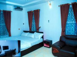 Mexiloyd Luxury Rooms & Suites, hôtel à Port Harcourt