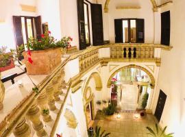 Al Pescatore Hotel & Restaurant, hotel in Gallipoli