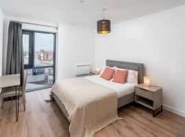 Oasis Apartments Birmingham, apartment in Birmingham