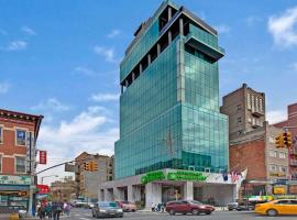Wyndham Garden Chinatown, hotel near Bloomingdales, New York
