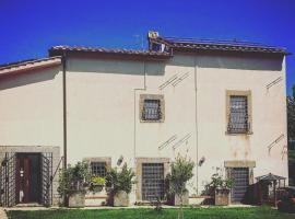 Alloggio Turistico Vigna Clara, hotel with pools in Viterbo