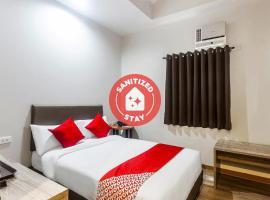 OYO 241 Airo Hotel, hotel malapit sa Intramuros, Maynila