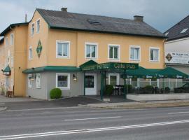 Schlafgut, Hotel in St. Pölten