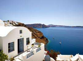 Allure Breeze Suites, accommodation in Oia