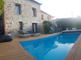 FEEL LIKE HOME IN LESVOS, accommodation in Mytilini