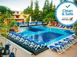 Hotel Balaia Mar, hotel near Balaia Golf Course, Albufeira