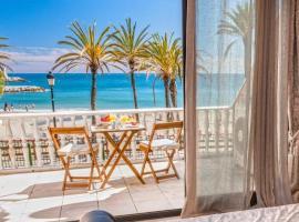 Puerto Banús Beach Apartments, hotel in Marbella