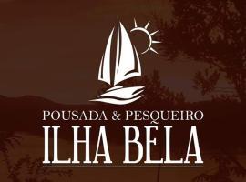 Ilha Bela Pousada e Pesqueiro, pet-friendly hotel in São José da Barra