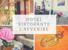 Hotel Ristorante L'Avvenire, hôtel à Gizzeria près de: Aéroport international de Lamezia Terme - SUF