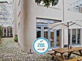 Porto Spot Hostel, hostel em Porto