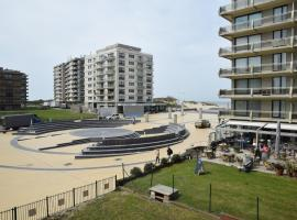Bella Plaza, apartment in De Panne