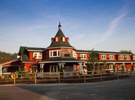 Beaver Valley Lodge, hotel v destinaci Leavenworth