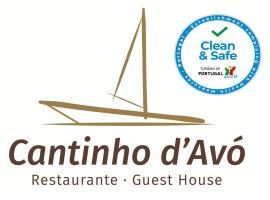 Cantinho d'Avó, hotel in Esposende