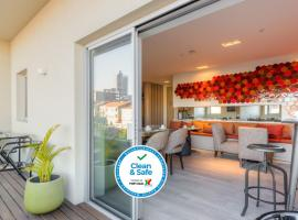 Hotel Spot Family Suites, hotel perto de Shopping Via Catarina, Porto